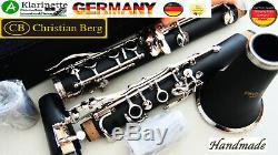 A Klarinette A clarinet soprano clarinetSib- La-clarinet