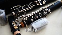 A Soprano clarinet La Clarinette La Clarinete soprano clarinet clarinete