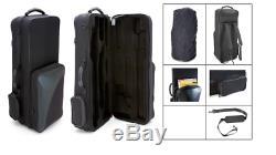 BAM Trekking Bass Clarinet to Low Eb Case Black