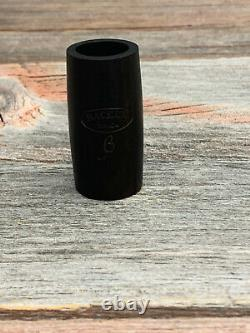 Backun Beta Bb Clarinet Intermediate Grenadilla Wood Authorized Dealer New