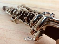 Backun i-Series Intermediate Step-Up Wood Clarinet