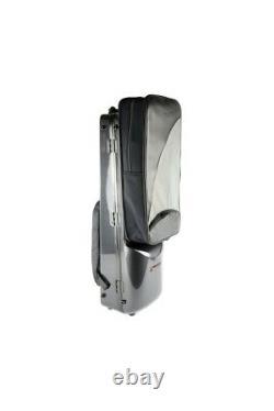Bam Hightech Bass Clarinet (to C) Case+ Double Case (bb/a) Black Carbon 3126xlc