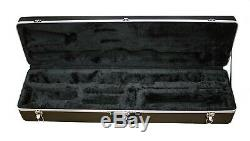Bass Clarinet ABS Molded Case(range to Low Eb)