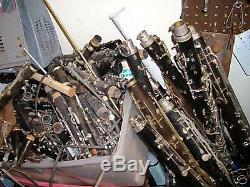Bass clarinet new neck bay style