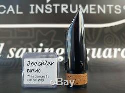 Beechler #10S White Diamond Bb Clarinet Mouthpiece