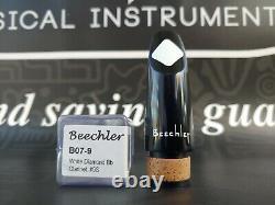 Beechler #9S White Diamond Bb Clarinet Mouthpiece