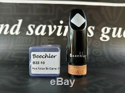 Beechler Silver Diamond Bb Clarinet Mouthpiece #10 S