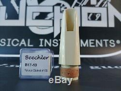 Beechler Tonalex #10S Bb Clarinete Mouthpiece