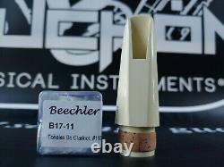 Beechler Tonalex #11S Bb Clarinete Mouthpiece