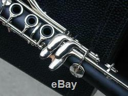 Berkeley Profession C Clarinet Ringless Barrel. Surprise! FREE Gift withPackage