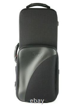 Brand New BAM France BASS CLARINET Case to Low Eb 3025SN Ships FREE WRLDWDE