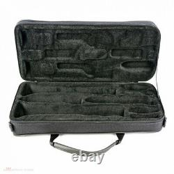 Brand New BAM France Bb/A Double Clarinet Case Model CLASSIC 3128S