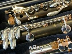 Brand New BUFFET Bb Clarinet model LÉGENDE Ships FREE WORLDWIDE