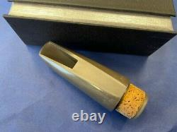 Brand New LICOSTINI Bb Clarinet Mouthpiece made withSILVER Particles SHIPS FREE