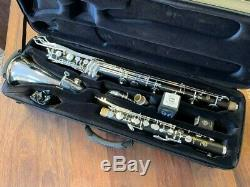 Brand New SELMER, PARIS BASS Clarinet to LOW C model 67 Ships FREE WORLDWIDE