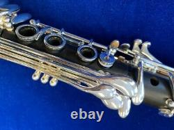 Brand New Top Pro SELMER, PARIS PRIVILÈGE Clarinet in Bb Ships FREE WORLDWIDE