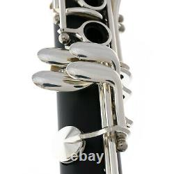 Brand New YAMAHA Clarinet YCL 255S in SILVER PLATE SHIPS FREE WORLDWIDE