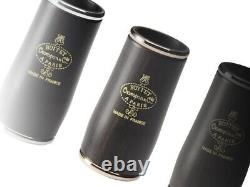 Buffet Bb/A Clarinet Icon Barrel with Gold Plated Rings (64 67mm)