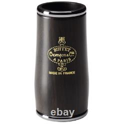 Buffet Bb/A Clarinet Icon Barrel with Silver Plated Rings (64 67mm)