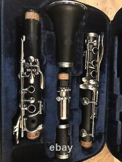 Buffet Clarinet B12 Cleaned And Tested Brand New Case