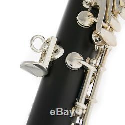 Buffet Crampon E11 Clarinet in Eb BC2301-2-0W Brand New