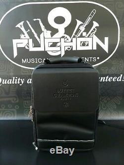 Buffet Crampon E11 Silver keys Wood Bb Clarinet- Intermediate (Packback Case)