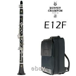 Buffet Crampon E12F Bb Clarinet Brand New