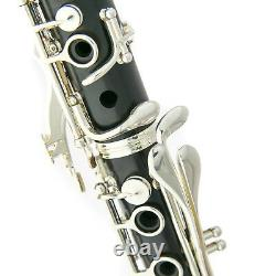 Buffet Crampon E13 Bb Clarinet in Briefcase BC1102-2-0