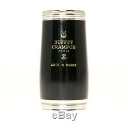 Buffet Crampon E13 Clarinet in A BC1202-2-0 Brand New
