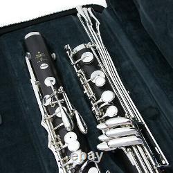 Buffet Crampon Prestige 1193 Bass Clarinet to Low C BC1193-2-0 Brand New