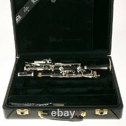 Buffet Crampon R13 A Clarinet BC1231-2-0 Silver Plated