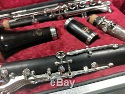 Buffet Crampon R13 Bb Clarinet Golden Era 1973 Beautiful tone & Condition