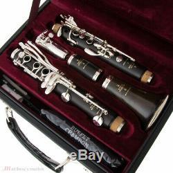 Buffet Crampon R13 Prestige Bb Clarinet BC1133L-2-0 Silver Plated