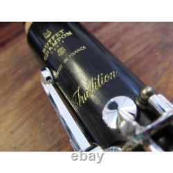 Buffet Crampon Tradition Clarinet Silver Plated keys 1116LN-2 2nd Generation