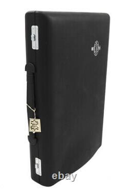 Buffet Pochette Style Double Clarinet Case BC722B