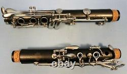 Buffet R13 Bb Clarinet #184370. Completely Overhauled. Brand New Protec Case