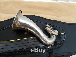 Bundy Alto Clarinet w- brand new gig bag- FRESHLY SERVICED