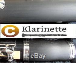 C Clarinet Do Clarinete Clarinette DO Clarinetto do klarinett