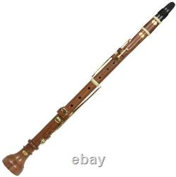 C Clarinet Period Historical Early Vintage Reproduction clarinet in C (Do) key