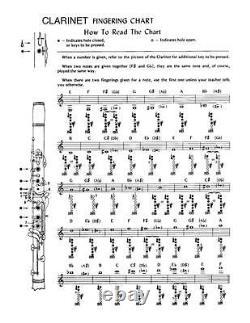 CLARINETTO Sib Bb NEW ORLEANS 18 KEYS EBONITE BK MATT KEYS NICKEL