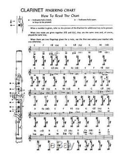 CLARINETTO Sib NEW ORLEANS 18 KEYS CORPO EBONITE NERO KEYS NICKEL