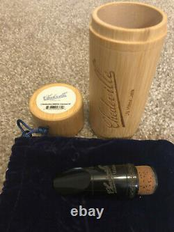 Chedeville Umbra Bb Clarinet Mouthpiece F3 brand new