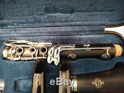 Clarinet Buffet B12 Essentially Brand New