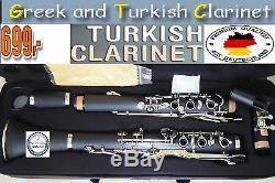 Clarinet G Sol Klarnet G Klarnet G SOL Klarnet Sol Türk