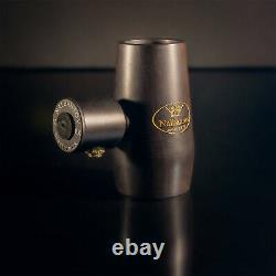 Clarinet Microphone Nalbantov NCM 8X SC set Pickup, Grenadilla Barrel & Cable