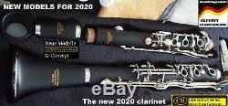 Clarinet SOL G SOL Klarnet Türk Clarinette turque Turkisch Clarinet FR