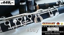 Clarinette Turc Sol Klarnet Clarinette turque Clarinet Turkisch Clarinet FR