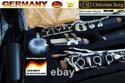 Clarinetto tedesco con 21 chiavi Clarinete sistema alemán Clarinete Alemán Clar