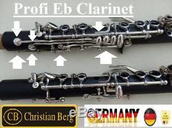 E-flat Eb Clarinetto piccolo Requinto en Mi Petite clarinette Germany