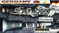 E-flat Eb clarinet Clarinetto piccolo Petite clarinette Requinto en mi